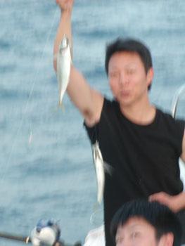 P1010057 7月29日の釣果